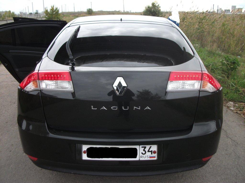 отзывы renault laguna, 1.5 дизель 2008 г.