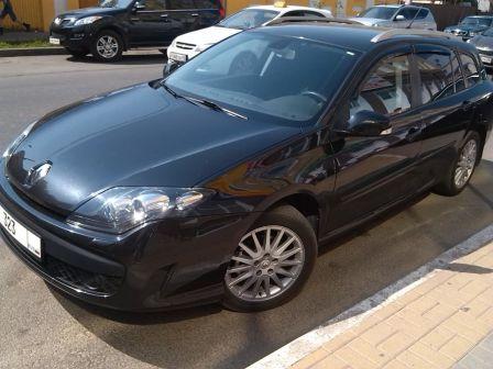 Renault Laguna 2009 - отзыв владельца