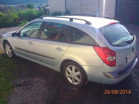 Renault Laguna 2003 - отзыв владельца