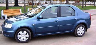 Renault Logan 2012 отзыв автора | Дата публикации 06.08.2013.