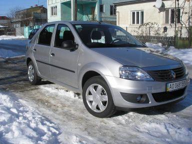 Renault Logan 2011 отзыв автора | Дата публикации 05.12.2013.