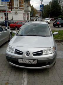 Renault Megane 2008 отзыв владельца | Дата публикации: 26.10.2013