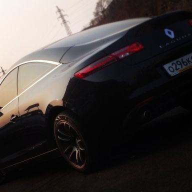 Renault Megane 2014 отзыв автора | Дата публикации 19.06.2014.