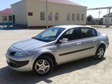 Renault Megane 2006 отзыв автора | Дата публикации 02.11.2014.