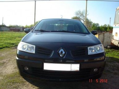 Renault Megane 2004 отзыв автора | Дата публикации 18.04.2015.