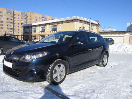 Renault Megane 2010 - отзыв владельца