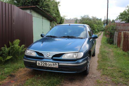 Renault Megane 1998 - отзыв владельца