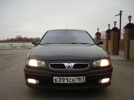 Renault Safrane 2000 - отзыв владельца
