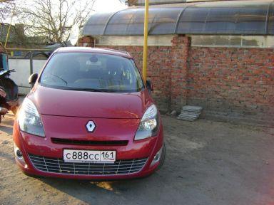 Renault Scenic 2010 отзыв автора | Дата публикации 14.03.2014.