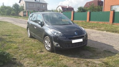 Renault Scenic 2010 отзыв автора | Дата публикации 24.02.2015.