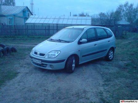 Renault Scenic 2000 - отзыв владельца