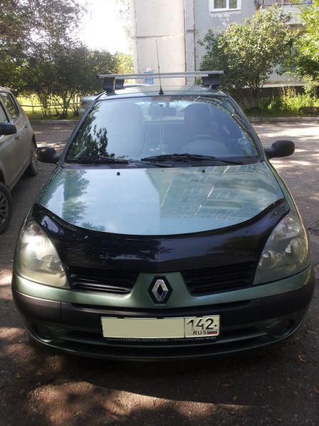 Renault Symbol 2004 - отзыв владельца