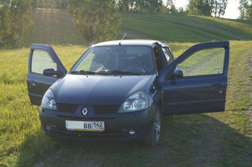 Renault Symbol 2005 - отзыв владельца