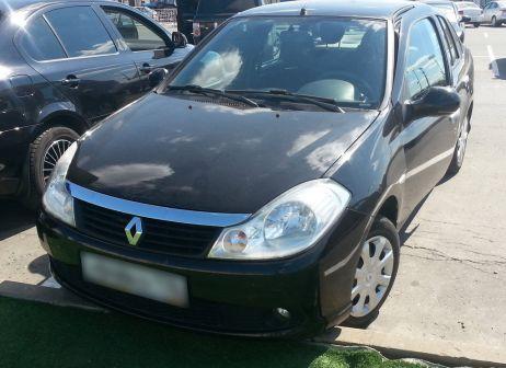Renault Symbol 2009 - отзыв владельца