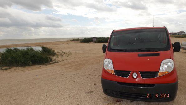 Renault Trafic 2007 - отзыв владельца