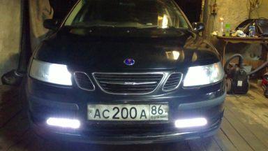 Saab 9-3 2006 отзыв автора | Дата публикации 14.01.2014.