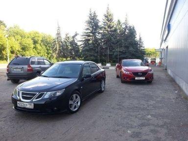 Saab 9-3 2008 отзыв автора | Дата публикации 31.10.2014.