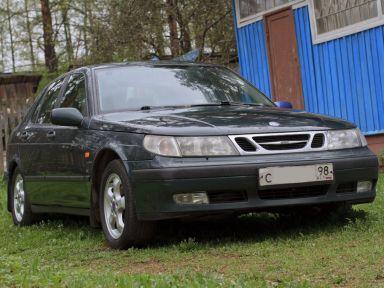 Saab 9-5 1999 отзыв автора | Дата публикации 05.11.2014.