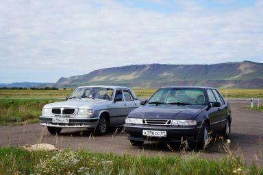 Saab 9000 1995 отзыв автора | Дата публикации 31.10.2014.