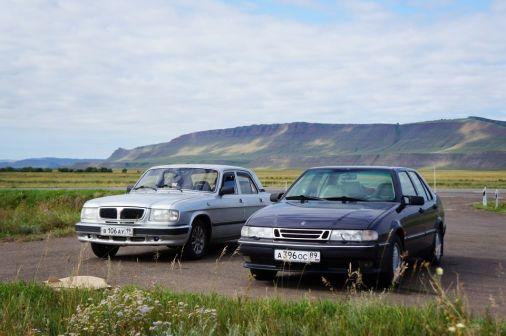 Saab 9000 1995 - отзыв владельца