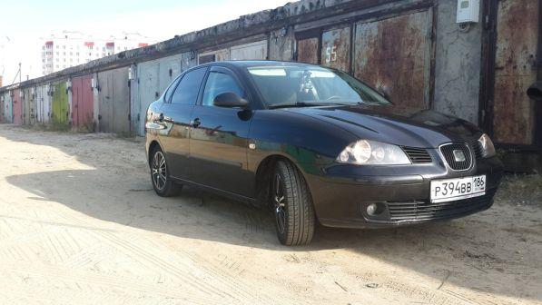 SEAT Cordoba 2008 - отзыв владельца
