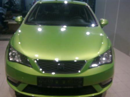 SEAT Ibiza 2013 - отзыв владельца
