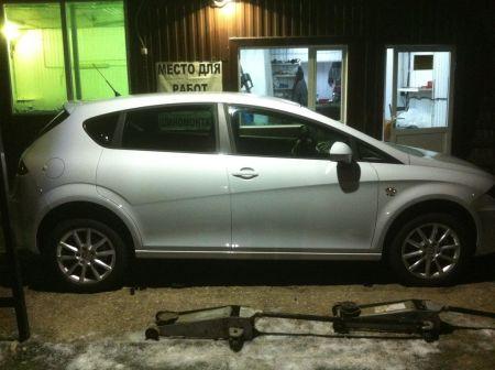 SEAT Leon 2012 - отзыв владельца