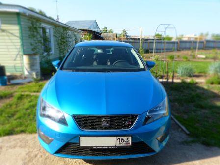 SEAT Leon 2014 - отзыв владельца