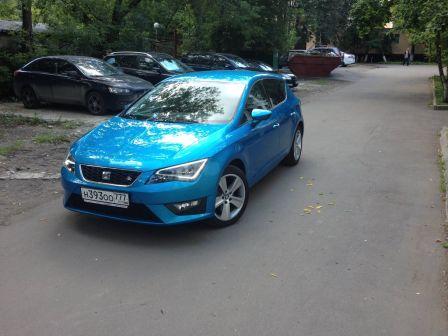 SEAT Leon 2013 - отзыв владельца