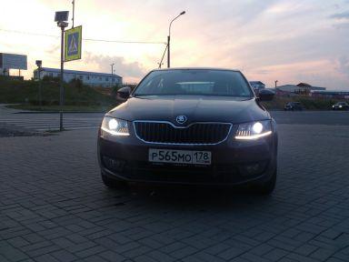 Skoda Octavia, 2014