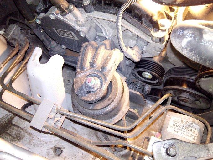 единовременные наличными как поменять натяжной ролик ремня двигатель саньенг актион службы