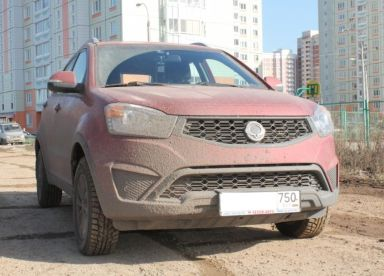 SsangYong Actyon, 2014