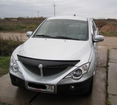 SsangYong Actyon Sports, 2009