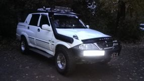 SsangYong Musso Sports, 2006