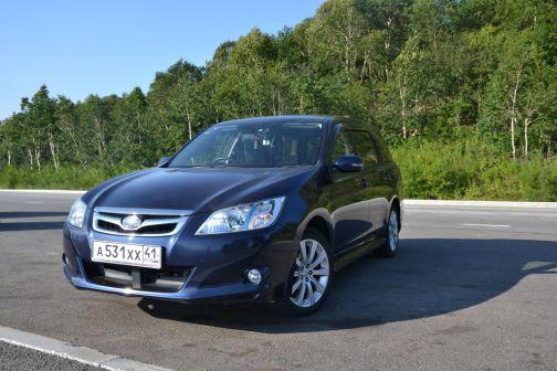 Subaru Exiga 2008 - отзыв владельца