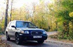 Subaru Forester, 2003