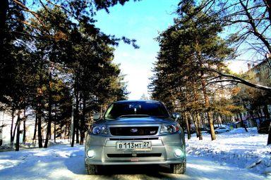 Subaru Forester 2008 отзыв автора | Дата публикации 21.05.2013.