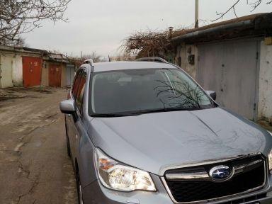 Subaru Forester, 2013