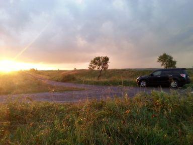 Subaru Forester 2008 отзыв автора | Дата публикации 30.04.2015.