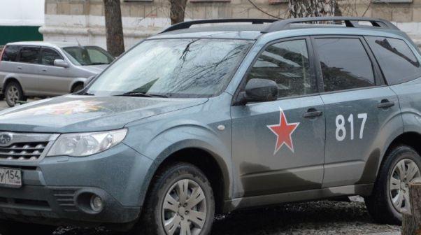 Subaru Forester 2012 - отзыв владельца