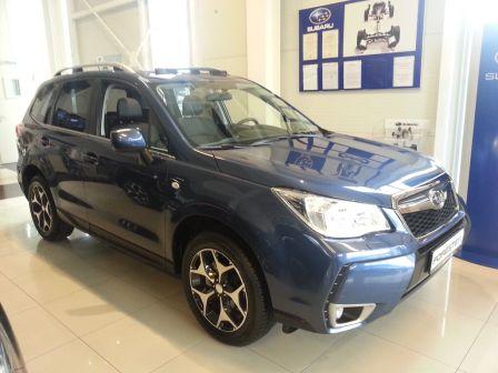 Subaru Forester 2013 - отзыв владельца