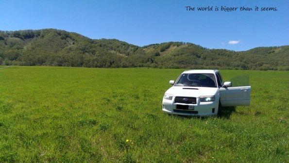 Subaru Forester 2006 - отзыв владельца