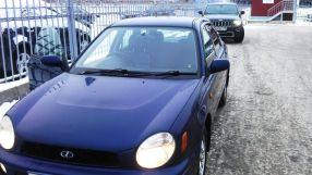 Subaru Impreza, 2000