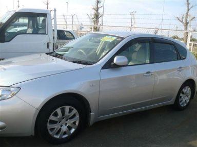 Subaru Impreza 2008 отзыв автора | Дата публикации 04.12.2013.