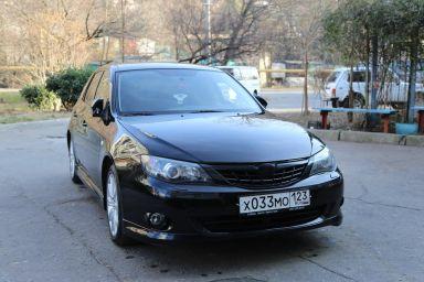 Subaru Impreza 2008 отзыв автора | Дата публикации 07.01.2014.