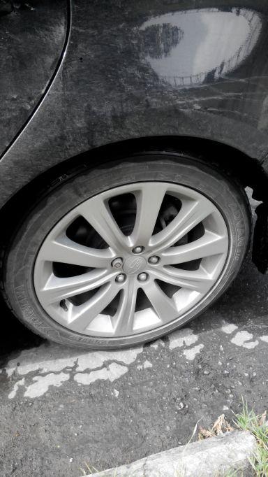 Subaru Impreza 2008 отзыв автора | Дата публикации 31.07.2014.