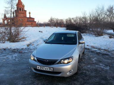 Subaru Impreza 2008 отзыв автора | Дата публикации 10.03.2015.