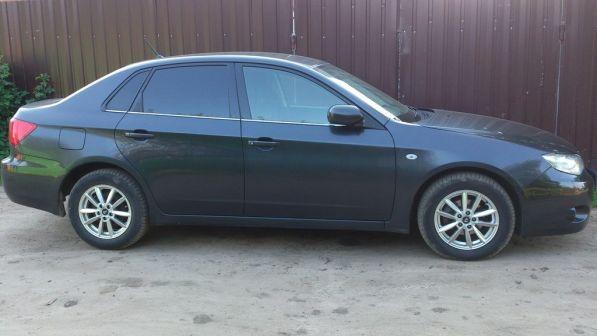 Subaru Impreza 2010 - отзыв владельца