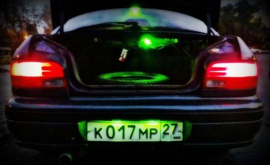 Subaru Impreza 1994 - отзыв владельца