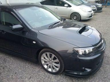 Subaru Impreza WRX, 2008